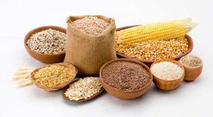 Cereais nos Cinco Elementos