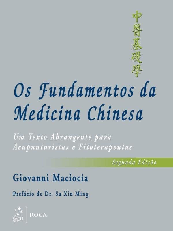 Fudamentos da Medicina Chinesa