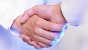 Ponto IG4 - aperto de mão