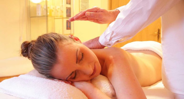massagem terapeutica